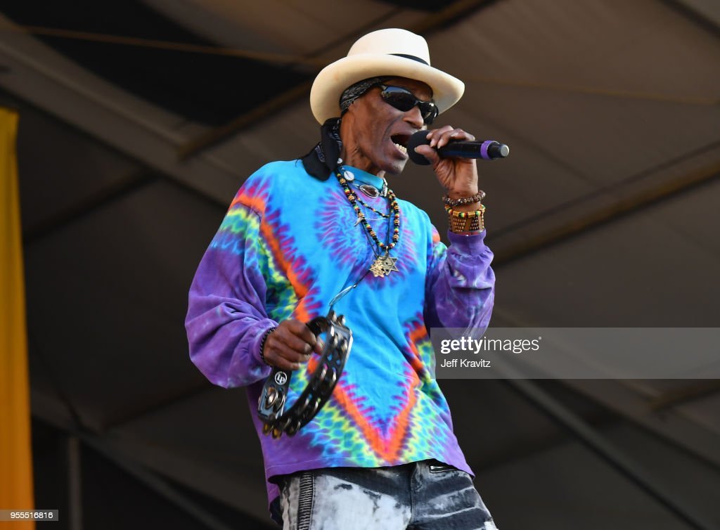 2018 New Orleans Jazz & Heritage Festival - Day 7 : News Photo
