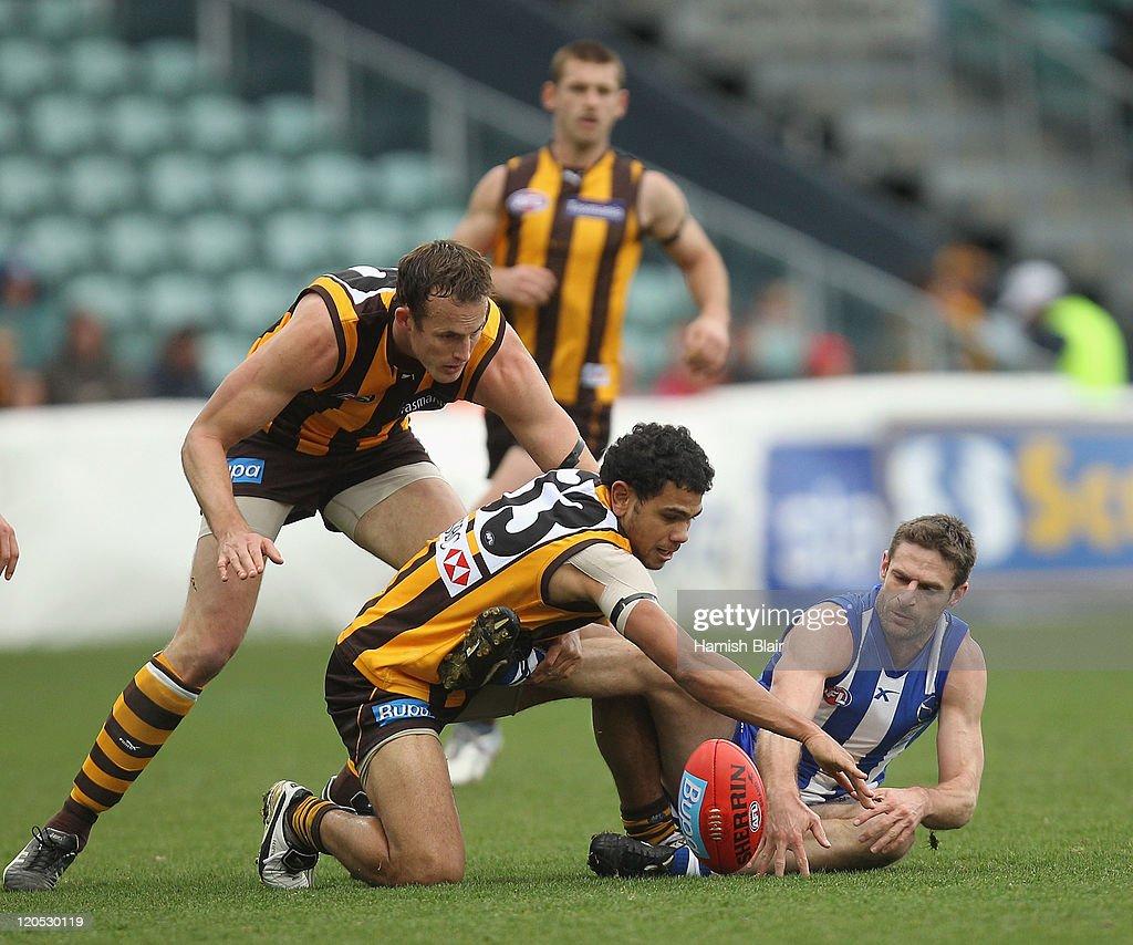 AFL Rd 20 - Hawthorn v North Melbourne