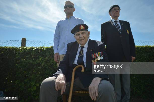 Cyril Simms from Barfoot Co Kent UK was a Royal Marine and during the Normandy Landings his LCG patrolled the Trout Line keeping an eye out for...