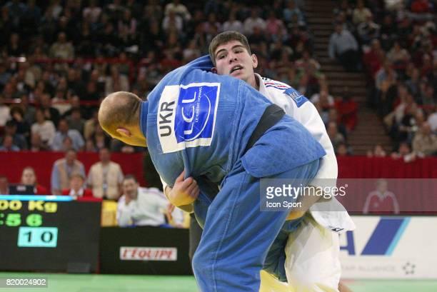Cyrille MARET 100kg Tournoi de Paris 2006