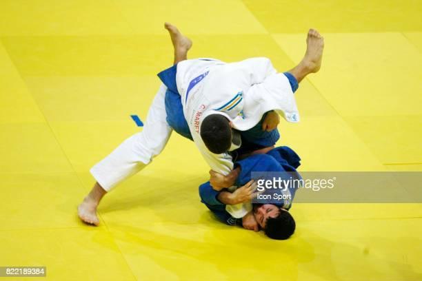 Cyrille MARET / Meheddi KHALDOUN finale US Orlean / Levallois SC Championnats de France de judo 1er Division par equipe