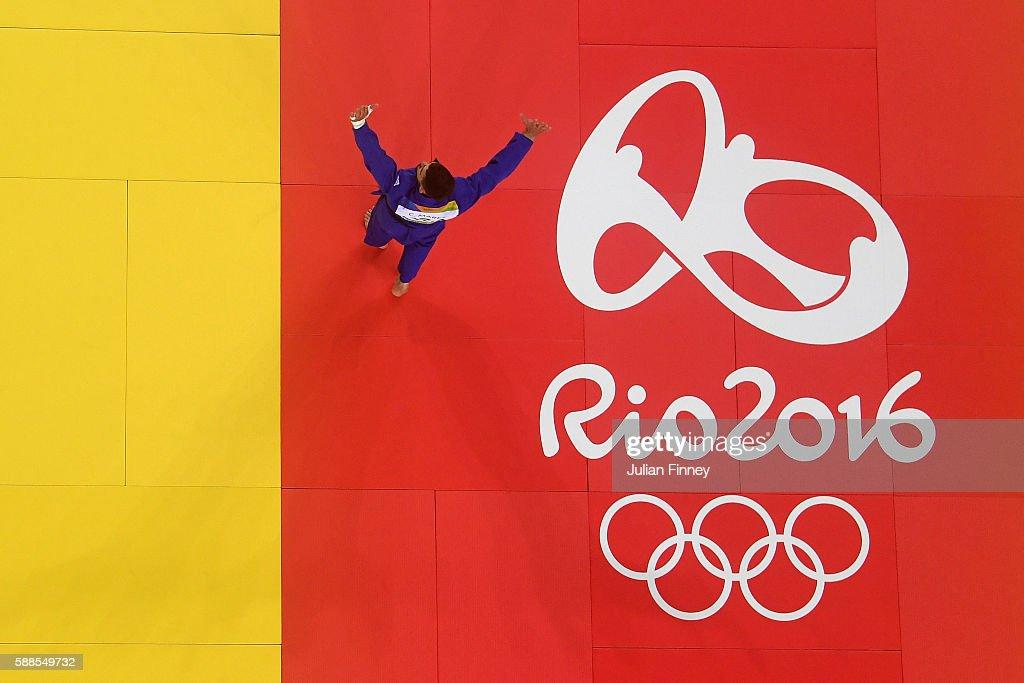 Judo - Olympics: Day 6 : Foto jornalística