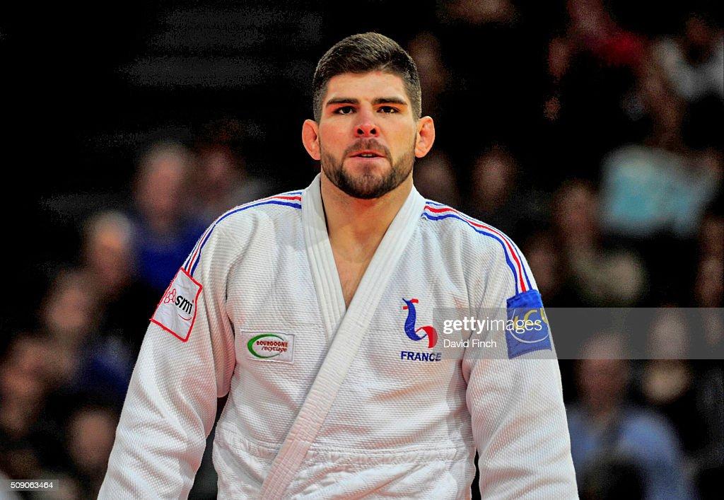 2016 Paris Grand Slam : News Photo
