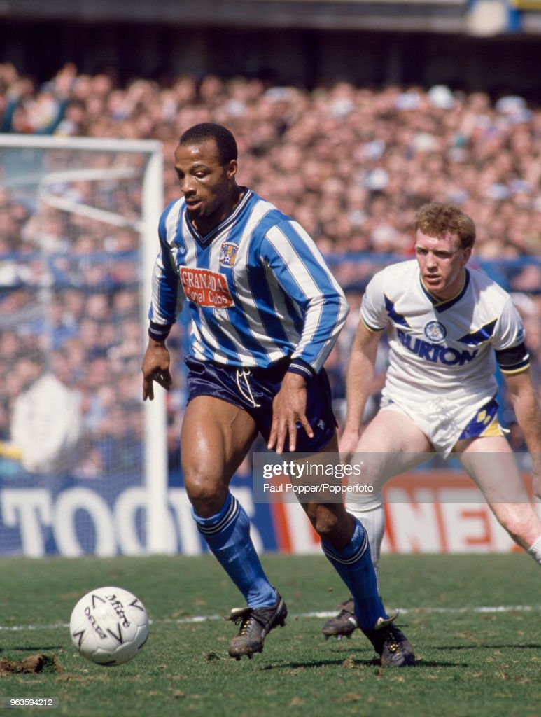 cyrille regis of coventry city is tracked by brendan. Black Bedroom Furniture Sets. Home Design Ideas