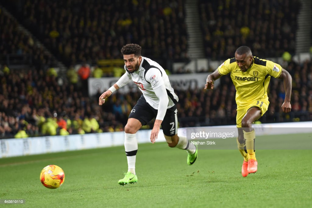 Derby County v Burton Albion - Sky Bet Championship