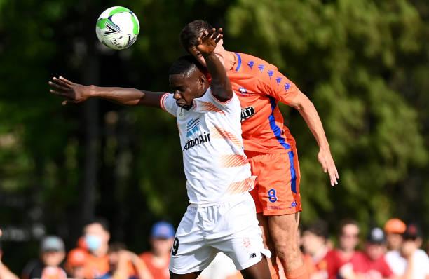 AUS: FFA Cup Rd of 16 - Brisbane Lions FC v Brisbane Roar