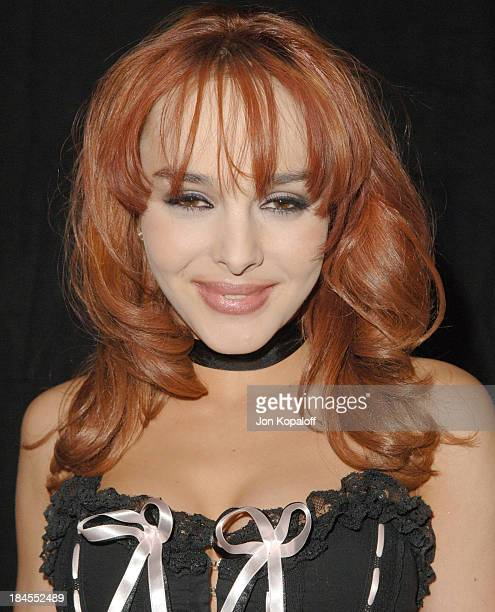 Cytherea during 2006 AVN Awards Arrivals and Backstage at The Venetian Hotel in Las Vegas Nevada United States
