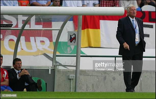 Czech coach Karel Brueckner.