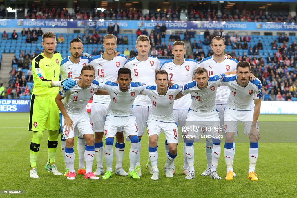 Norway v Czech Republic - FIFA 2018 World Cup Qualifier : News Photo
