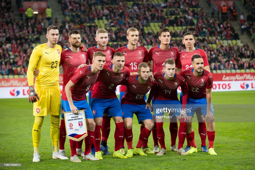 Poland v Czech Republic - International Friendly : Nachrichtenfoto