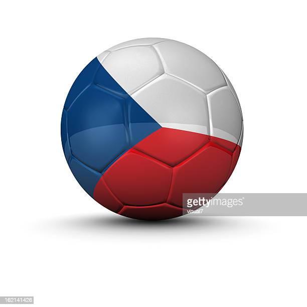 Tschechische Republik Fußball ball