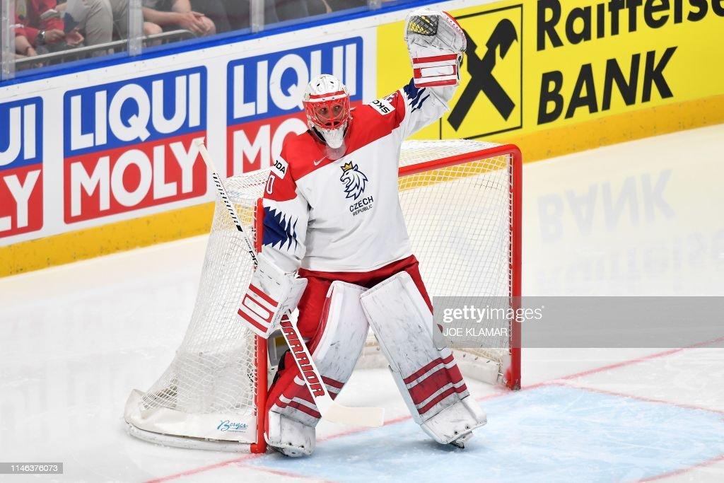 SVK: Russia v Czech Republic: Third Place Play-Off - 2019 IIHF Ice Hockey World Championship Slovakia