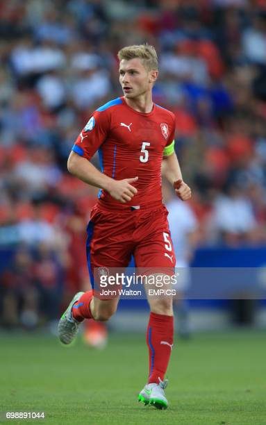 Czech Republic's Jakub Brabec