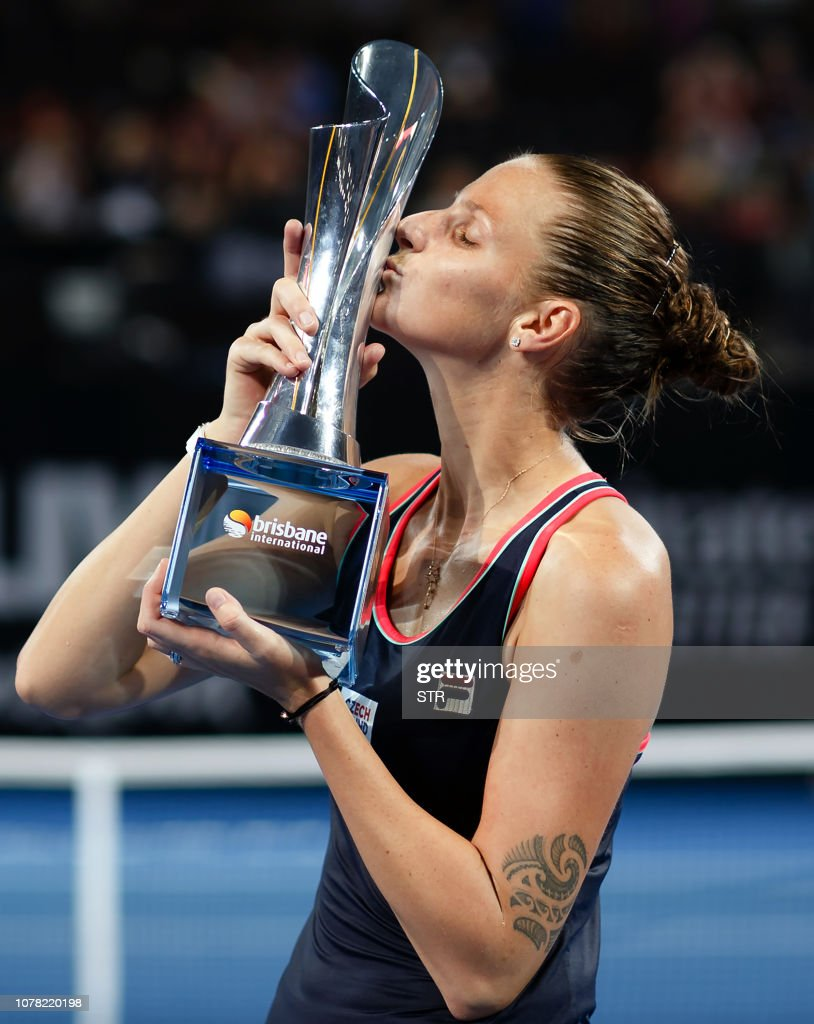 TENNIS-ATP-WTA-AUS : News Photo
