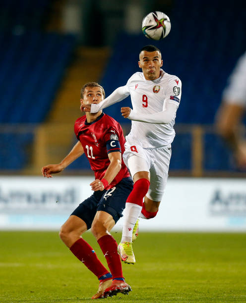 UNS: Belarus v Czech Republic - 2022 FIFA World Cup Qualifier