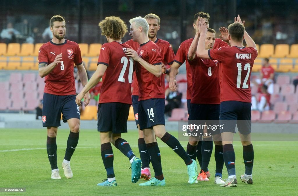 FBL-EURO-2020-2021-FRIENDLY-CZE-ALB : News Photo