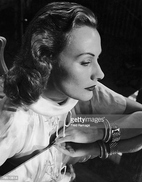 Czechoslovakian actress Florence Marly 24th September 1947