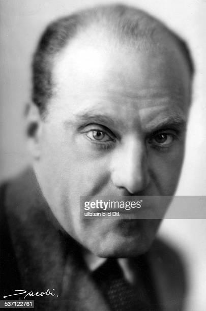 Czinner Paul Director Producer Grossbritannien Husband of actress Elisabeth Bergner 1930 Vintage property of ullstein bild