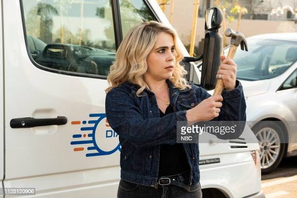 GIRLS 'I'd Rather Be Crafting' Episode 201 Pictured Mae Whitman as Annie Marks