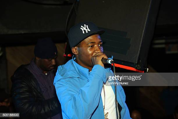 Da Boi ICE performs at Webster Hall on January 12 in New York City