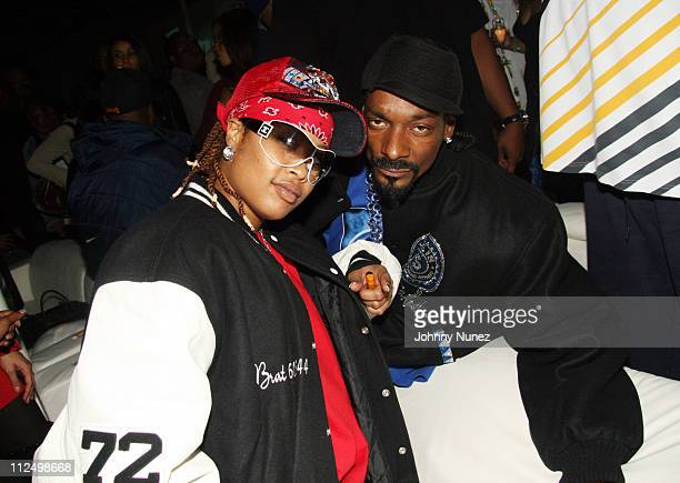 Da Brat and Snoop Dogg **EXCLUSIVE COVERAGE** during 2006 BET HipHop Awards Welcome to Atlanta PreParty Hosted by Hennessy BETCom and So So Def at...