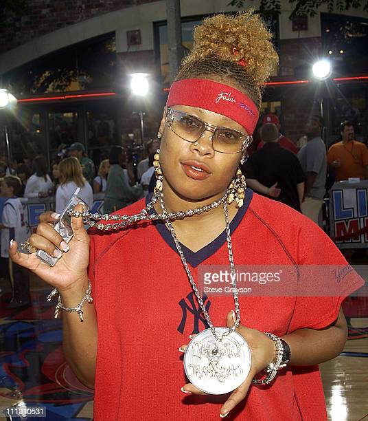 Da Brat during Like Mike Premiere at Bruin Westwood in Westwood California United States