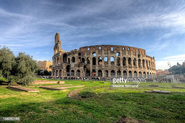 da che mondo è mondo - colosseum stock pictures, royalty-free photos & images