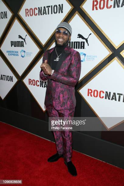 Da Fool attends 2019 Roc Nation THE BRUNCH on February 9 2019 in Los Angeles California