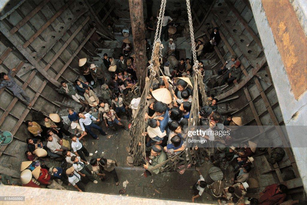 3/24/1975- Da Nang, South Vietnam-