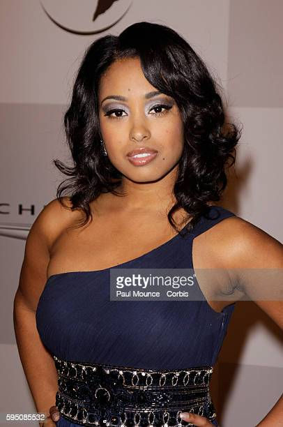 Da Vetta Sherwood during the NBC / Universal Golden Globes AfterParty held at the Beverly Hilton