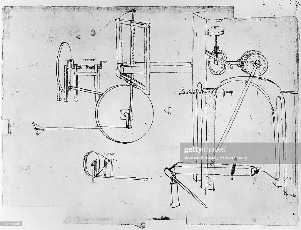 Großartig Da Vincis Skizzen Anatomie Zeitgenössisch - Anatomie Von ...