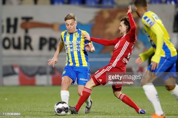 NLD: RKC Waalwijk v Almere City FC - Jupiler League