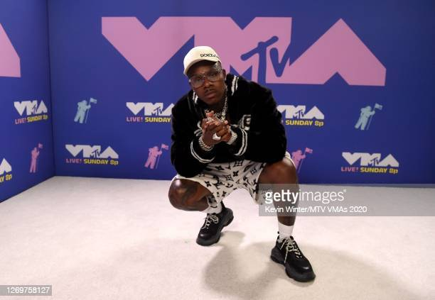 DaBaby attends the 2020 MTV Video Music Awards, broadcast on Sunday, August 30th 2020.