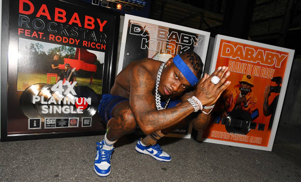 FL: DaBaby + Friends Concert At The Orlando Amphitheater