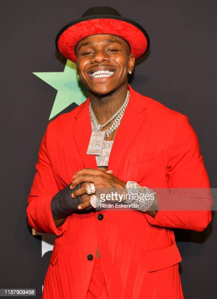 DaBaby poses for portrait at the 2019 BET Awards on June 23 2019 in Los Angeles California