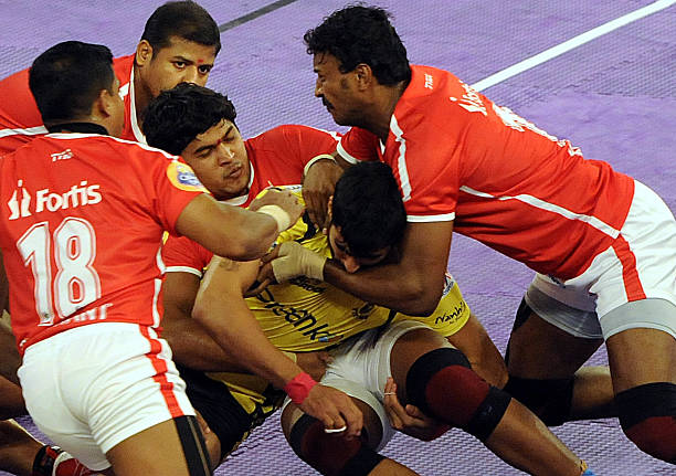 Pro Kabbadi League Season 4