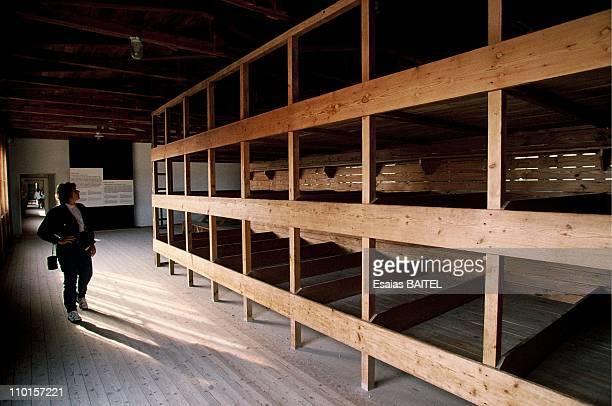 Dachau 50 years later in Dachau Germany in April 1945