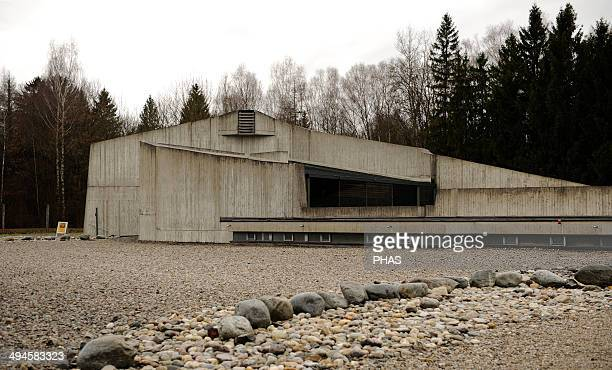 Dachau Concentration Camp Nazi camp of prisoners opened in 1933 Protestant Church of Reconciliation 1967 Germany