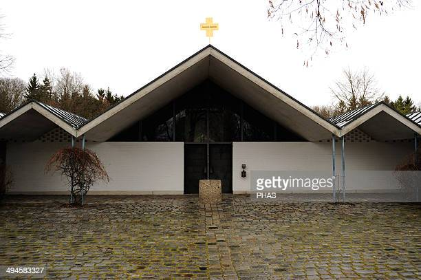 Dachau Concentration Camp Nazi camp of prisoners opened in 1933 Carmelite Convent 1963 Germany