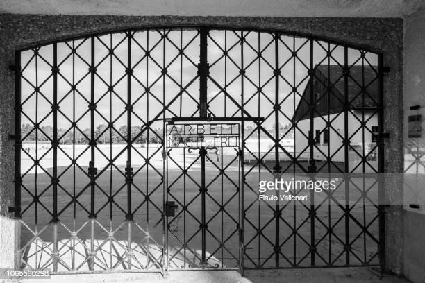 Dachau Concentration Camp (Bavaria, Germany)