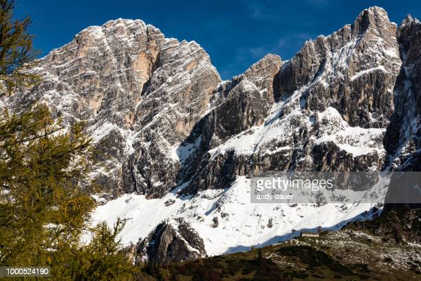 dachstein - andy dauer stock pictures, royalty-free photos & images