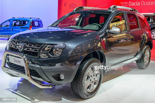 Dacia Duster compact crossover SUV
