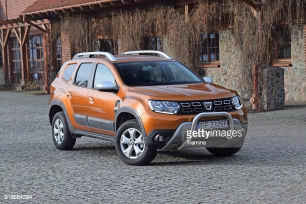 Dacia Duster sur la rue