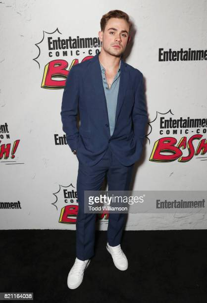 Dacre Montgomery at Entertainment Weekly's annual ComicCon party in celebration of ComicCon 2017 at Float at Hard Rock Hotel San Diego on July 22...