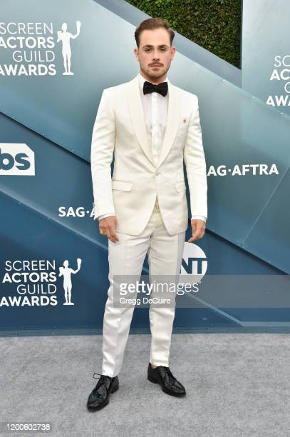 Dacre Montgomery attends the 26th Annual Screen ActorsGuild Awards at The Shrine Auditorium on January 19 2020 in Los Angeles California 721430