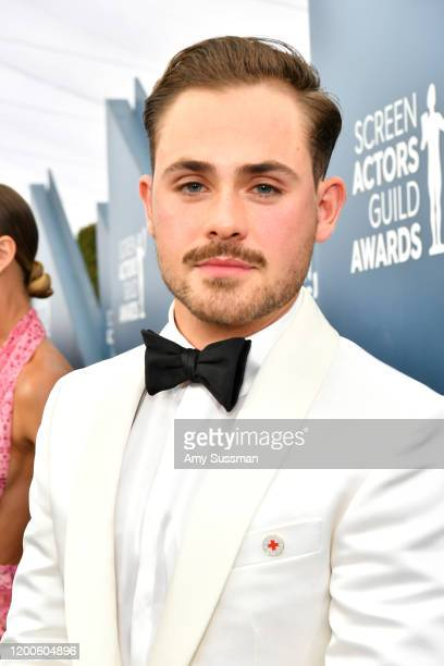 Dacre Montgomery attends the 26th Annual Screen ActorsGuild Awards at The Shrine Auditorium on January 19 2020 in Los Angeles California