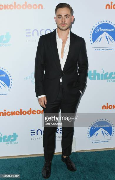 Dacre Montgomery attends the 9th Annual Thirst Gala at The Beverly Hilton Hotel on April 21 2018 in Beverly Hills California