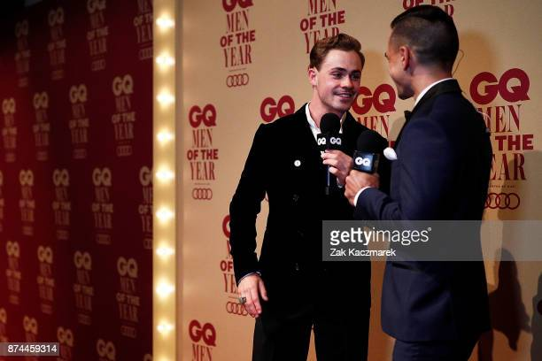 Dacre Montgomery attends the GQ Men Of The Year Awards at The Star on November 15 2017 in Sydney Australia