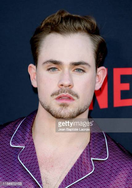 Dacre Montgomery attends the premiere of Netflix's Stranger Things Season 3 on June 28 2019 in Santa Monica California