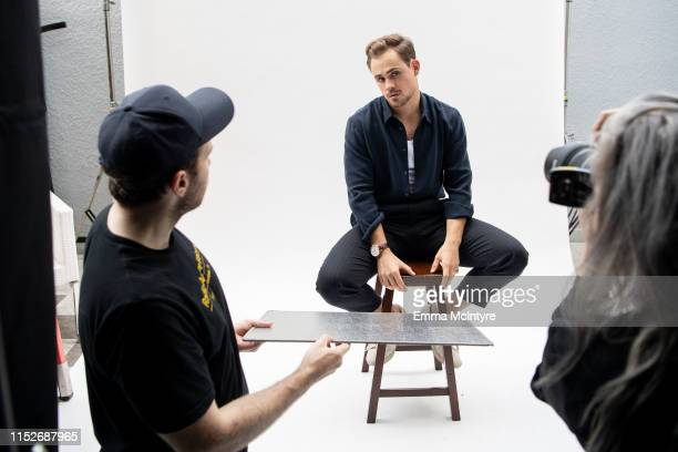Dacre Montgomery attends the Season 3 Stranger Things press junket at The London Hotel on June 27 2019 in West Hollywood California